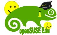 openSuSe Edu Logo
