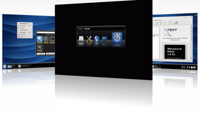 Kubunutu KDE 4.1 Beta 2