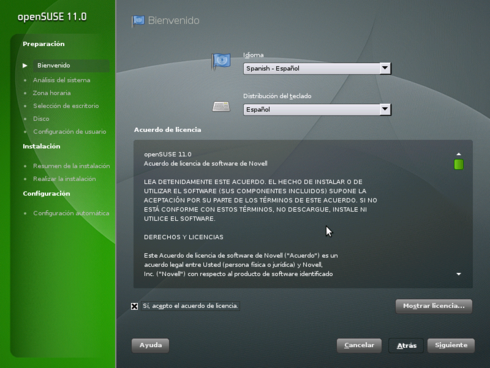 OpenSuSE 11.0 02