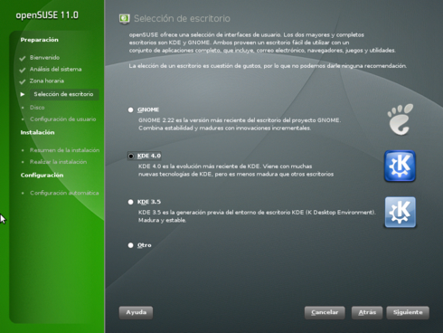 OpenSuSE 11.0 06