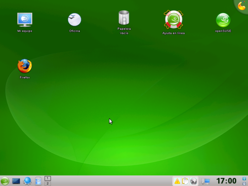 OpenSuSE 11.0 12