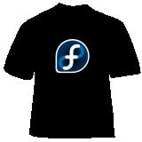 Fedora t-shirt