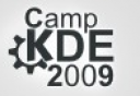 Camp KDE 2009 Logo