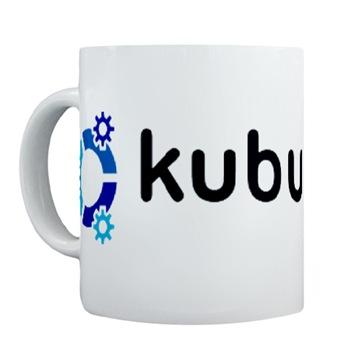 Taza Kubuntu