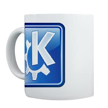 taza KDE