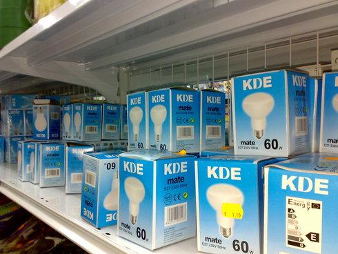 Ilumina tu escritorio libre con bombillas KDE