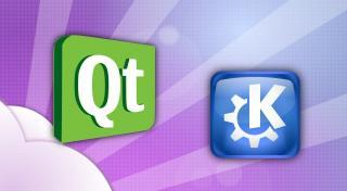 KDE QT