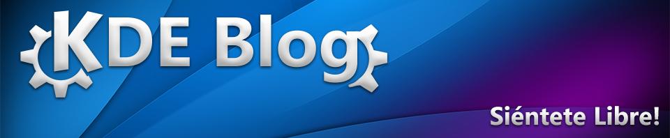 Resumen de KDE Blog del 2013