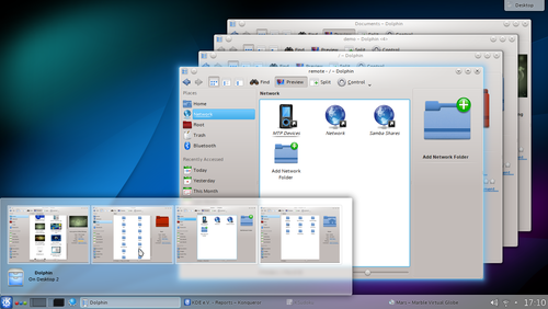 Plasma KDE4101