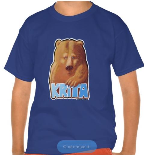 Krita Bear