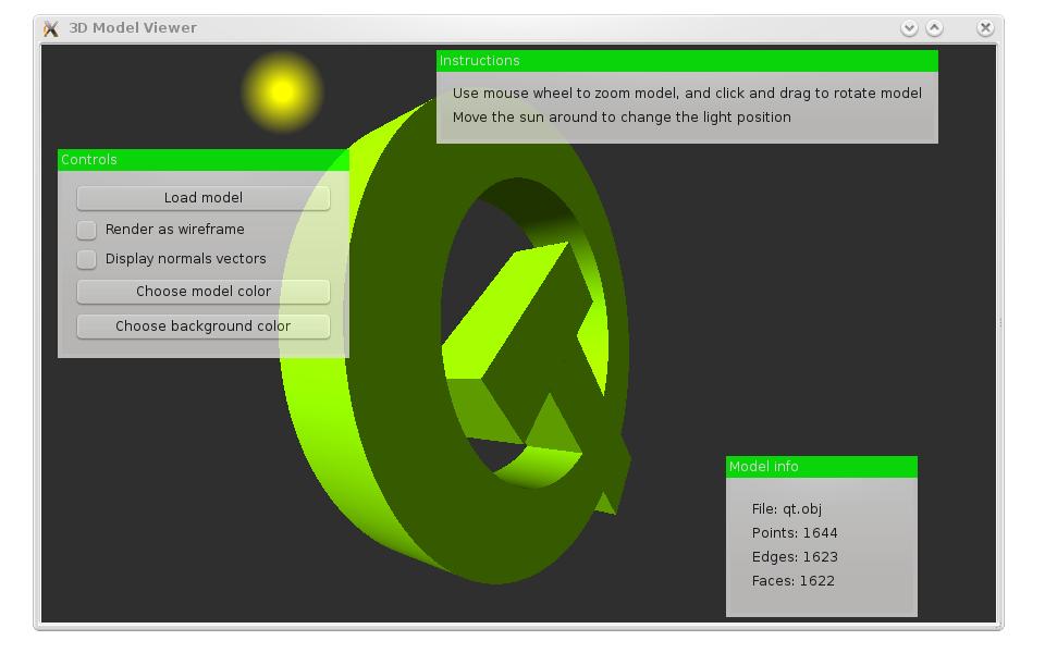 QT y OpenGL