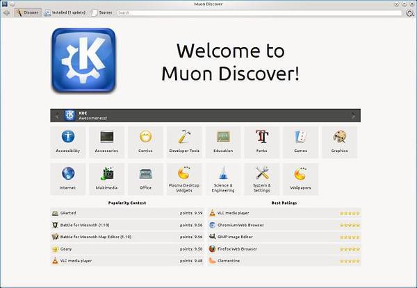 Linux, KDE y Blue Systems, el laboratorio del código abierto en Barcelona