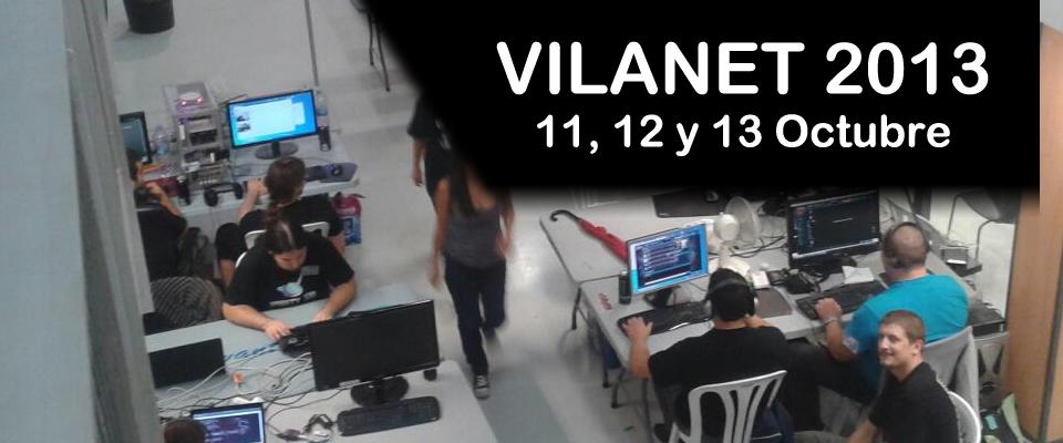 Vilanet 2013