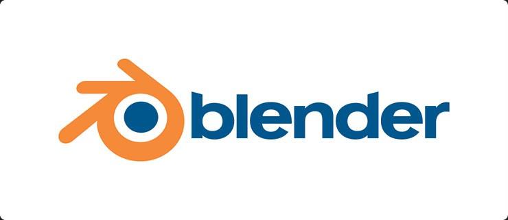 logo blender