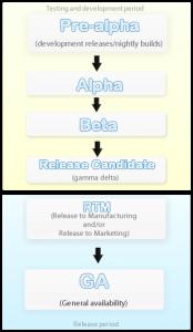 Fases del desarrollo de software