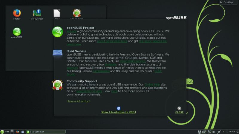 Lanzado openSUSE 13.1