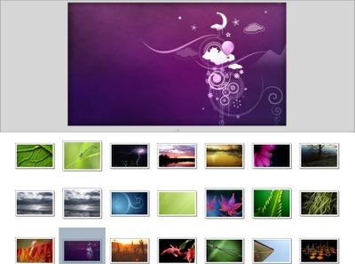 Fondo de pantalla día y noche de KDE