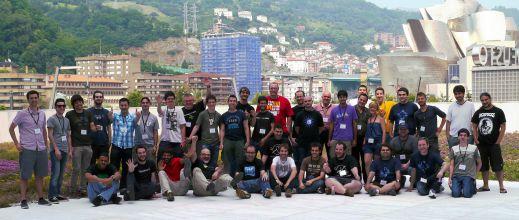 busca sede para Akademy-es 2015