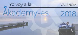 Abierto el registro de Akademy-es 2018 de Valencia #akademyes
