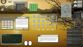 25 plasmoides más para KDE