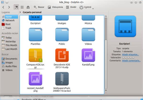 Cómo instalar colecciones de iconos utilizando el archivo del tema