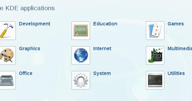 ¿Cuál es la mejor aplicación KDE?