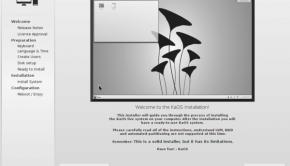 Cómo instalar KaOS