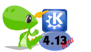 Disponible la segunda beta de KDE 4.13