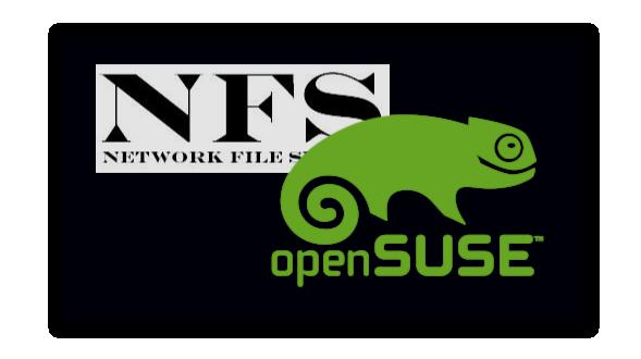 Cómo exportar carpetas NFS en openSUSE