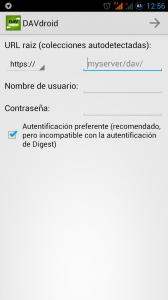 Cómo sincronizar contactos y calendarios entre KDE y Android
