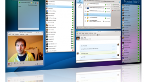Disponible KDE Telepathy 0.