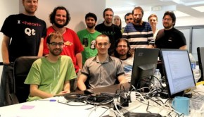 Sprint de KDE Telepathy