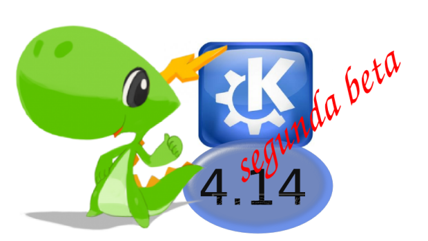 Disponible la segunda beta de KDE 4.14