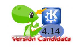 Disponible la versión candidata de KDE 4.14