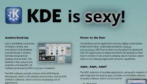 KDE es sexy