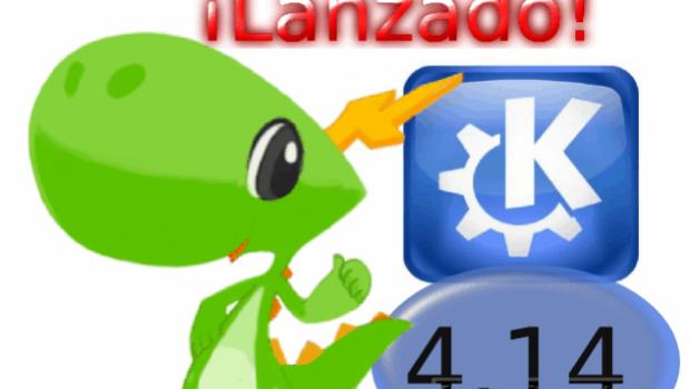 Lanzado KDE Software Compilation 4.14
