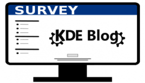Encuesta, ¿qué sección de KDE Blog te gusta más?