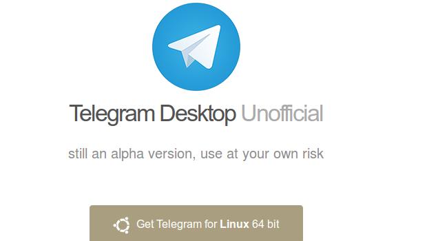 Telegram Desktop, cliente de escritorio Telegram para Linux