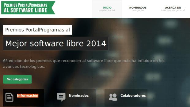 VI edición premios PortalProgramas