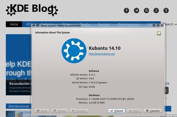 Como actualizar de kubuntu 14.04 a 14.10