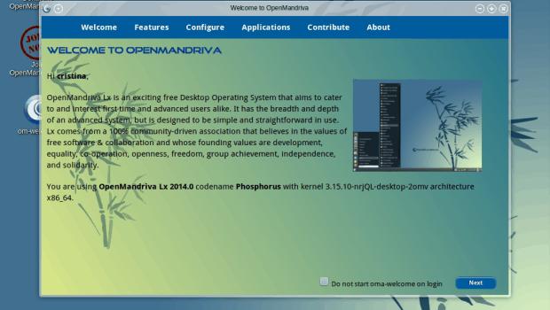 Disponible OpenMandriva Lx 2014.1