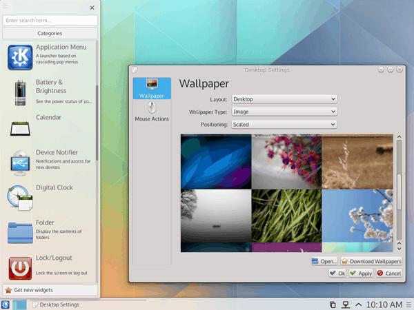 Actualización de septiembre de KDE Frameworks