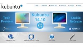 Kubuntu 14.10