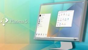 Plasma 5 opción por defecto por Kubuntu 15.04