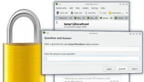 Disponible KDE Telepathy 0.9