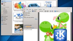 KDE Aplicattions 14.12