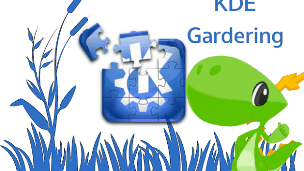 KDE Gardering