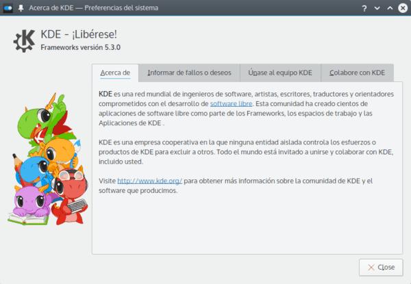 Ventana acerca de KDE_02