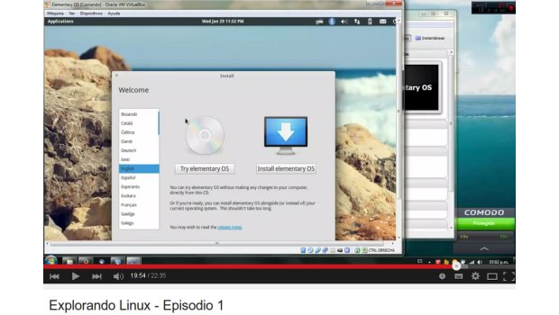 Explorando Linux