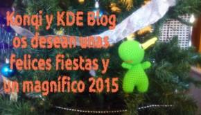 KDE Blog 2015